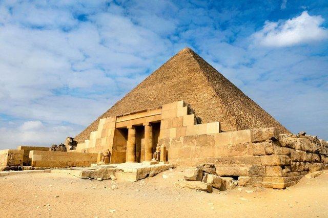 Objev století a virtuální prohlídka největší egyptské pyramidy - National  Geographic