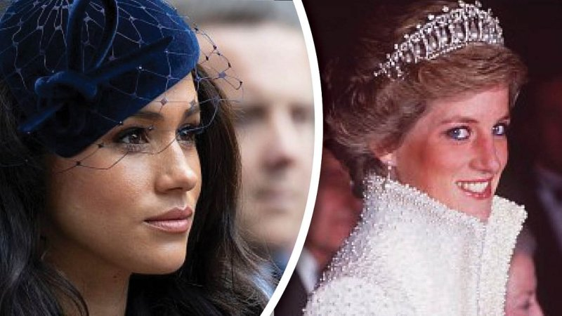 Download Meghan Markle Princess Diana Jewelry