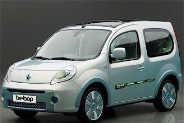 """""""Renault"""" pagamino elektrinį """"Kangoo"""""""