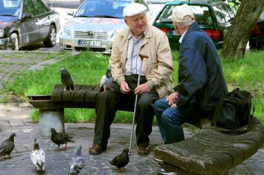 Į tarybą Kupiškyje prieš savo valią bus renkami senoliai