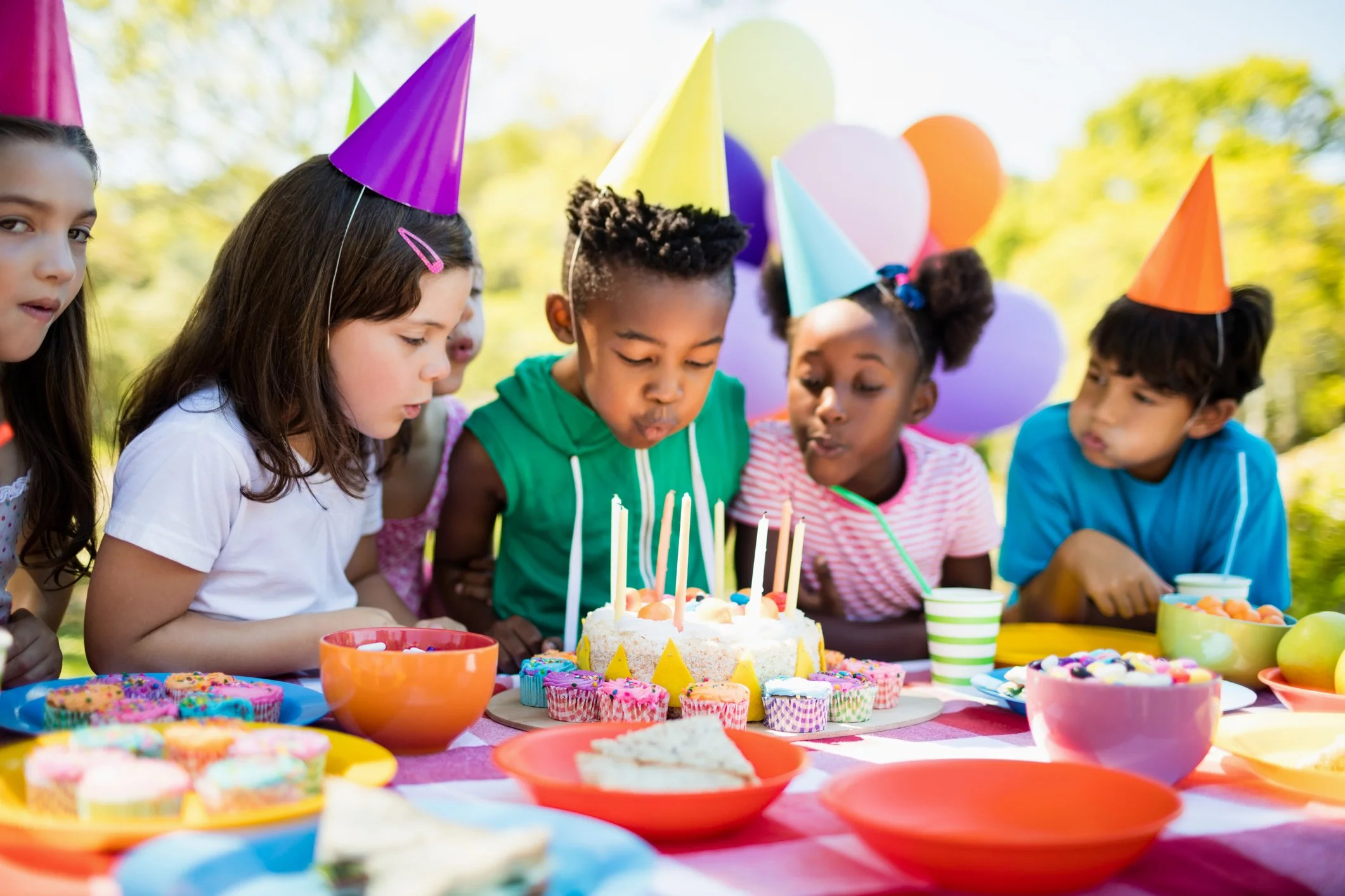 Will Your Child S Next Birthday Party Bust Your Budget