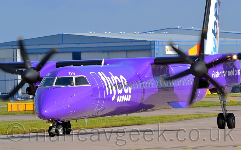Photo of the Day 2020-03-05 (Flybe In Memoriam)