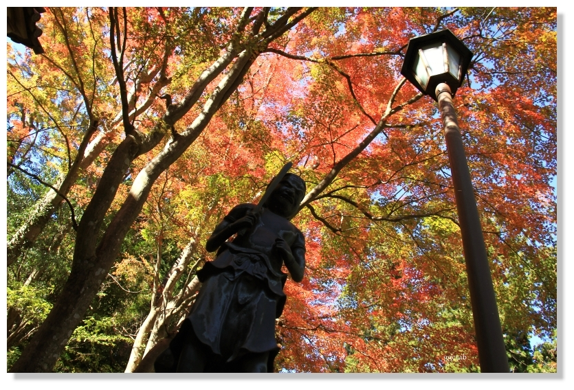 日本旅遊28《東海自然步道 東起點高尾山賞楓 - 故事gg - udn部落格