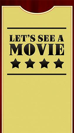 movie night free online invitations