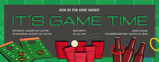 Fantasy Sports Amp Leagues Online Invitations
