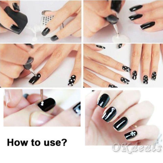 Diy nail art pen choice image nail art and nail design ideas diy nails art tools nail art ideas haute here s how to diy a nail art prinsesfo Gallery