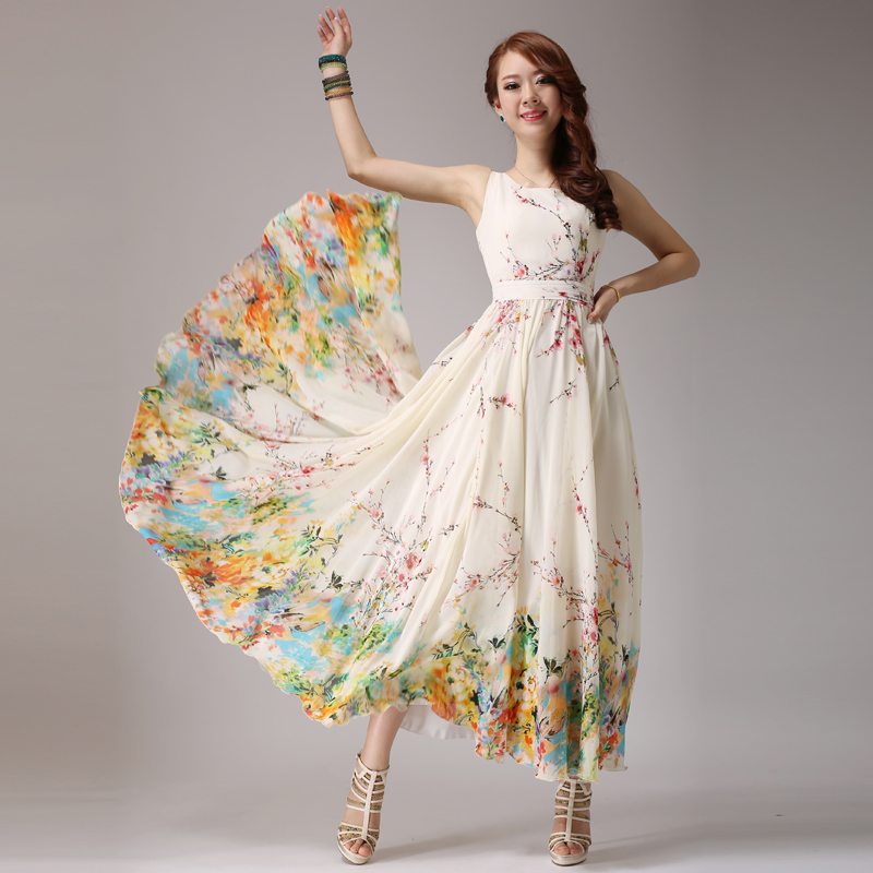 lowest price fe037 a6d8c Colorful Summer Dresses : I MUST HAVE !