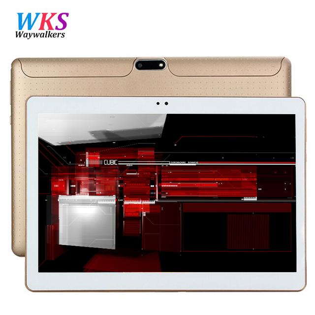 "Бесплатная Доставка android 5.1 tablet pc 10.1 ""Tablet PC Android 5.1 Окта основные RAM 4 ГБ/ROM 64 ГБ Двойная камера Bluetooth Tablet PC 10"""