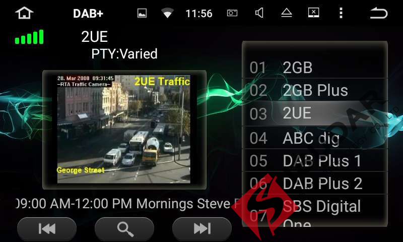 אנדרואיד 5.1.1 7 אינץ 'לרכב DVD נגן מולטימדיה עבור ב. מ. וו/E46/M3/מ