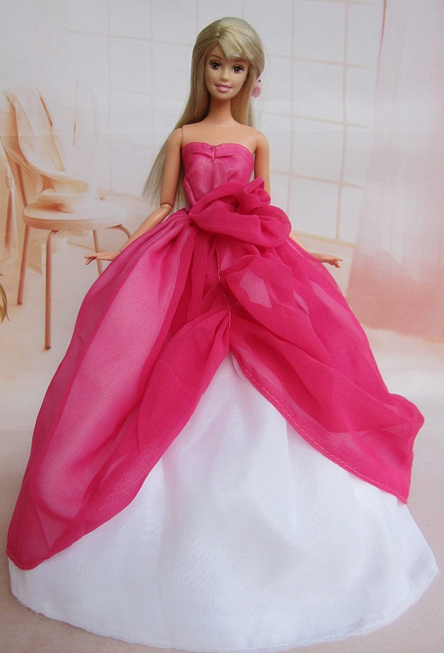 Barbie Fashion Games Dress Online