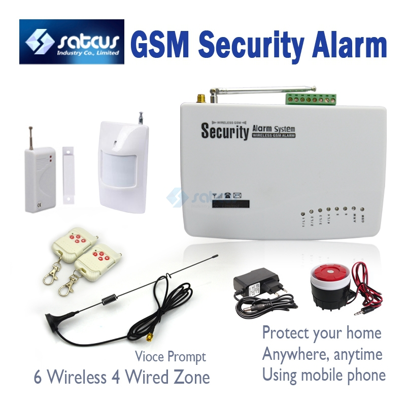 Cheapest Monitored Alarm System