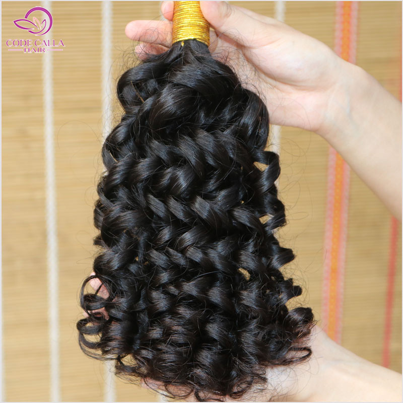 Peruvian Virgin Hair 6a Spiral Curly Virgin Hair 3pcslot