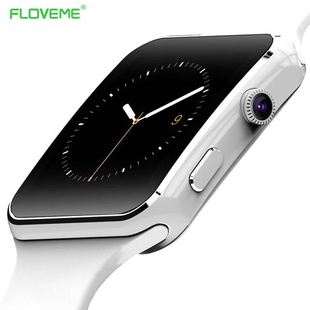 Мода Мужчины Женщины Smart Watch Для Android Телефон Поддержка Макс TF Карта 32 ГБ Sim Bluetooth Smartwatch 1.54 ''HD OGS Наручные браслет