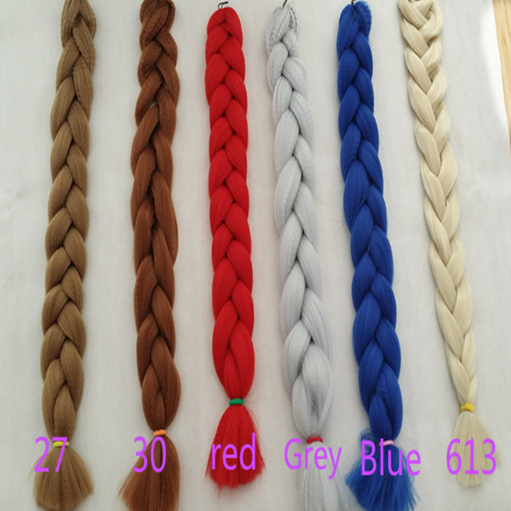 Markdownsale Kanekalon Jumbo X Braid Hair 82inch 165g