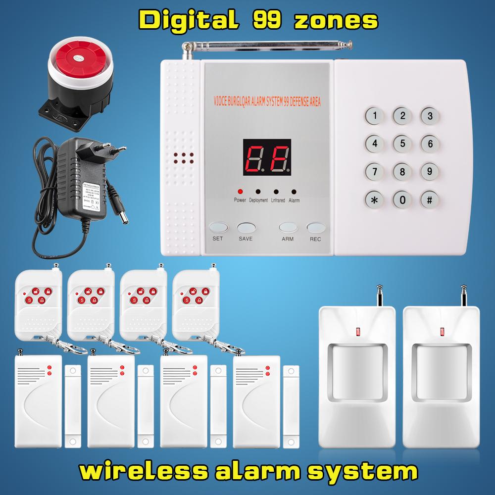 Digital Home Security