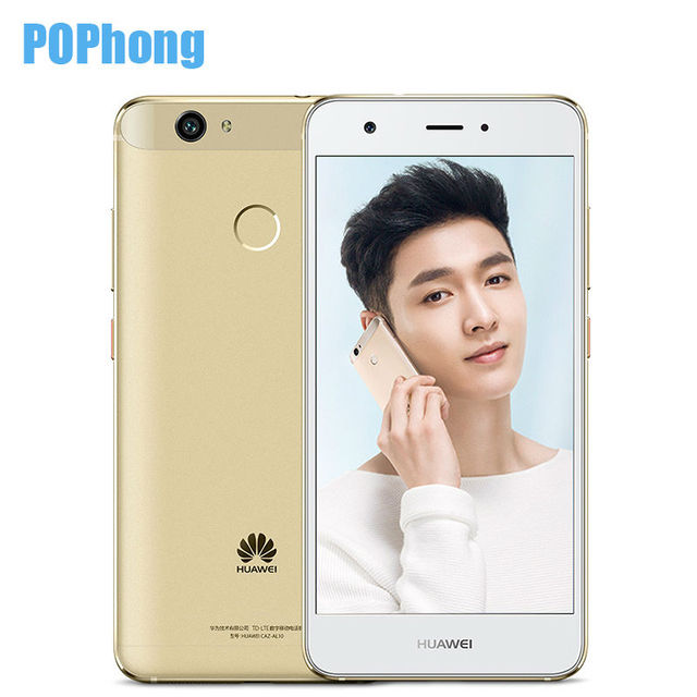 Original Huawei Nova 4GB ROM 64GB RAM 5.0 Inch Android 6.0 Octa Core Smartphone Snapdragon 625 MSM8953 12.0MP Dual SIM FM Radio