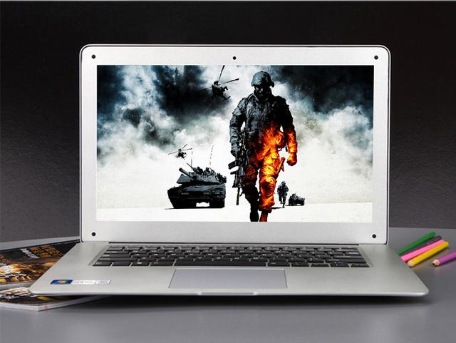 14 Дюймов Ноутбук Ноутбук с Intel Celeron J1900 Quad Core 8 ГБ RAM & 500 ГБ HDD Windows 10 WI-FI HDMI Веб-Камера