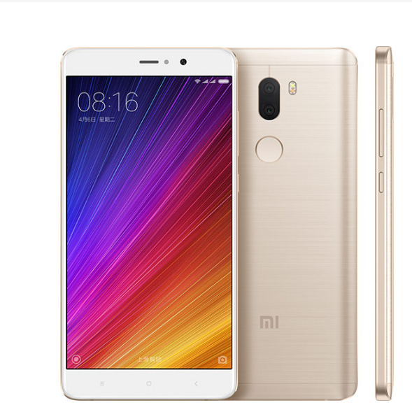 """Original Xiaomi Mi5S Plus 6GB RAM 128GB ROM Mobile Phone Mi 5S Plus PRMIE Snapdragon 821 QuadCore 5.7"""" 1920x1080 Fingerprint"""