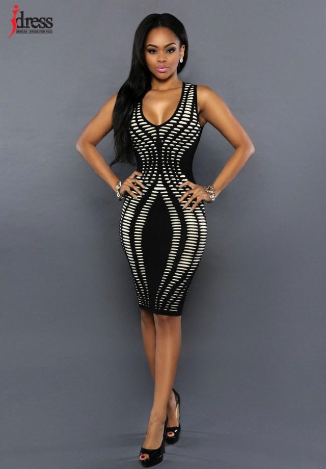 Plus Size 2016 Summer Dress (10)