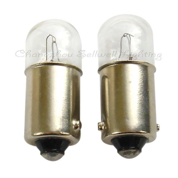 Miniature Incandescent Light Bulb