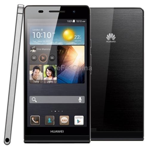 Smartphone Huawei Ascend P6S, 16 гб ROM 2 гб RAM 4,7 inch 3 G EMUI 2,0 Hisilicon кирин 910 четырёхъядерный 1.6 ГГц двойной SIM WCDMA и GSM