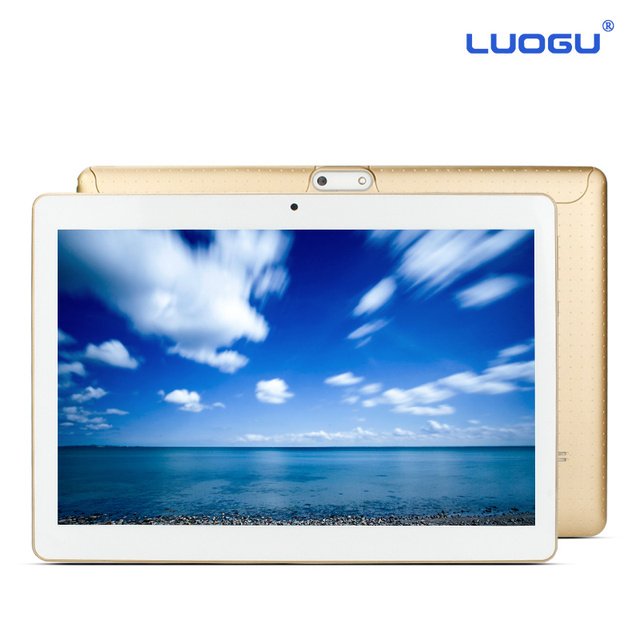 LUOGU ОС Android 5.1 10 дюймов 3 Г ПУСТЬ tablet pc Quad Core 2 ГБ RAM 32 ГБ ROM 1280*800 IPS GPS wi-fi phone tablet 10 10.1