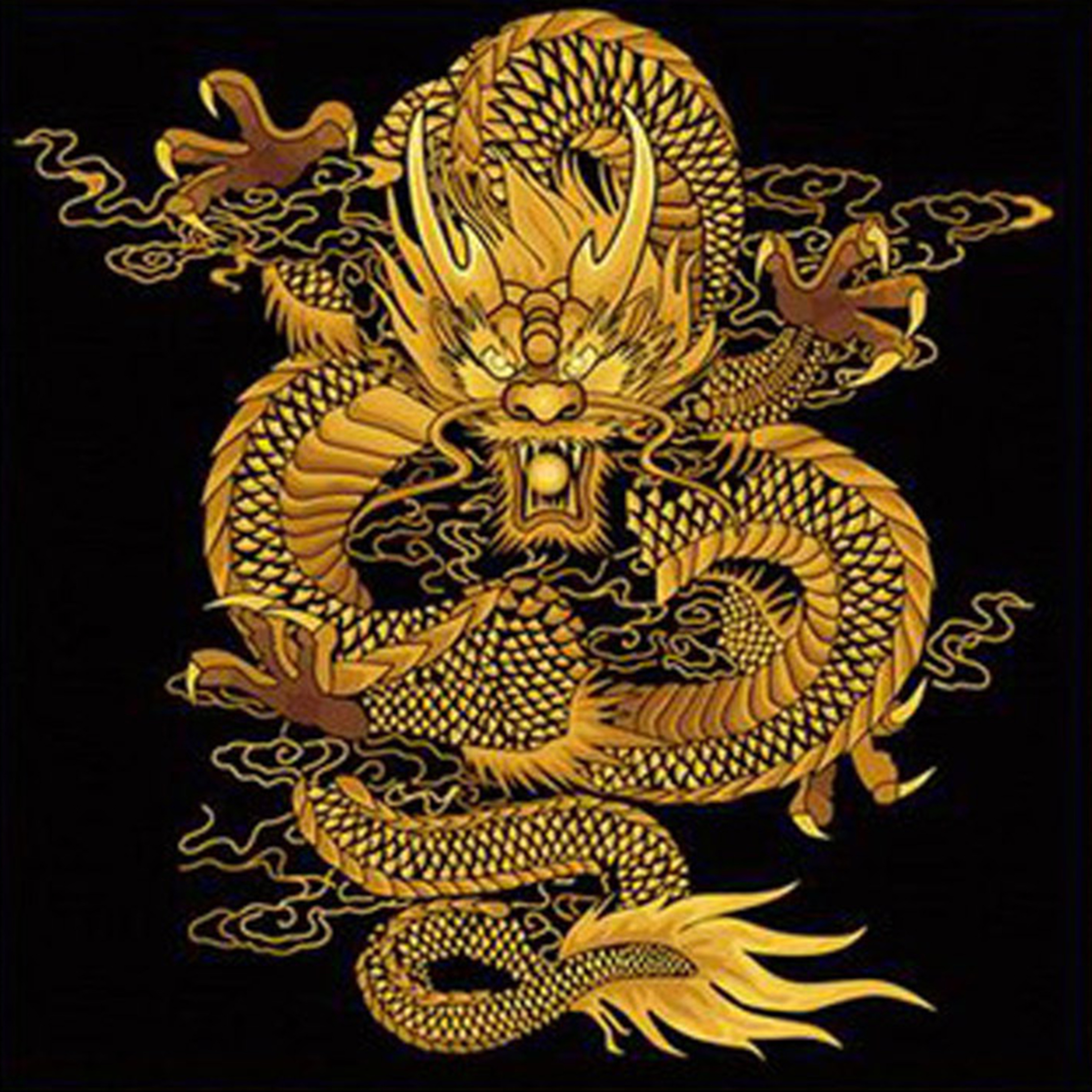 2019 Diy Diamond Painting Dancing Chinese Dragon Inlaid