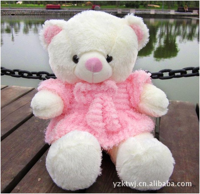 60cm Big Giant Teddy Bear Plush Toys Wholesale Loose Juice