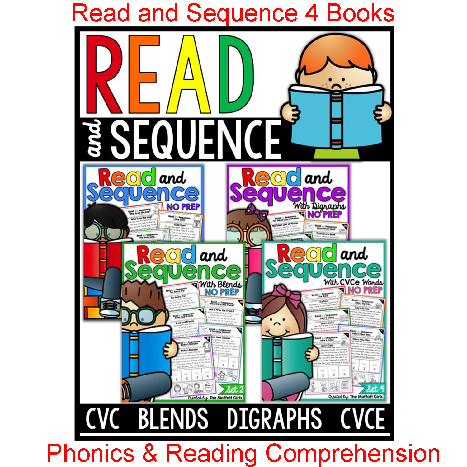 Kids Games English Phonics Sight Words Read And Sequence