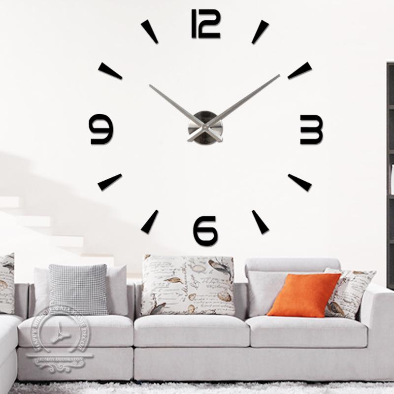 Grande Horloge Murale Moderne Grande Horloge Murale