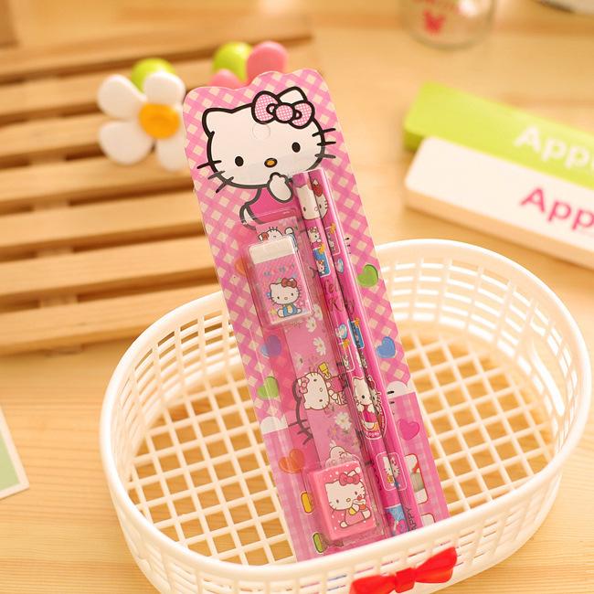 2622119994_1758922470  10packs/lot 5 in One Disny Mickey Snowwhite Kitty Pencil Writing Pen Stationery Kits Children Birthday Occasion Favor Take-home Items HTB1msvpNpXXXXXVXXXXq6xXFXXXj