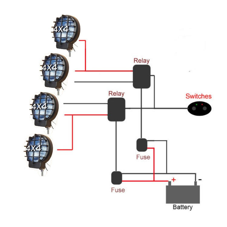 wiring diagram for fog lights with a relay wiring diagram 240sx Fog Light Relay Wiring Diagram fog light relay wiring diagram roslonek source 240sx tech how to isolate your fog light switch on s14 Why Use Fog Light Relay