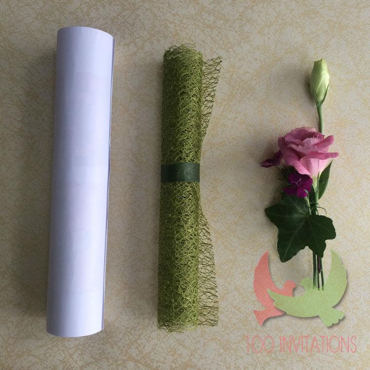 scroll wedding invitations australia   Inviview.co