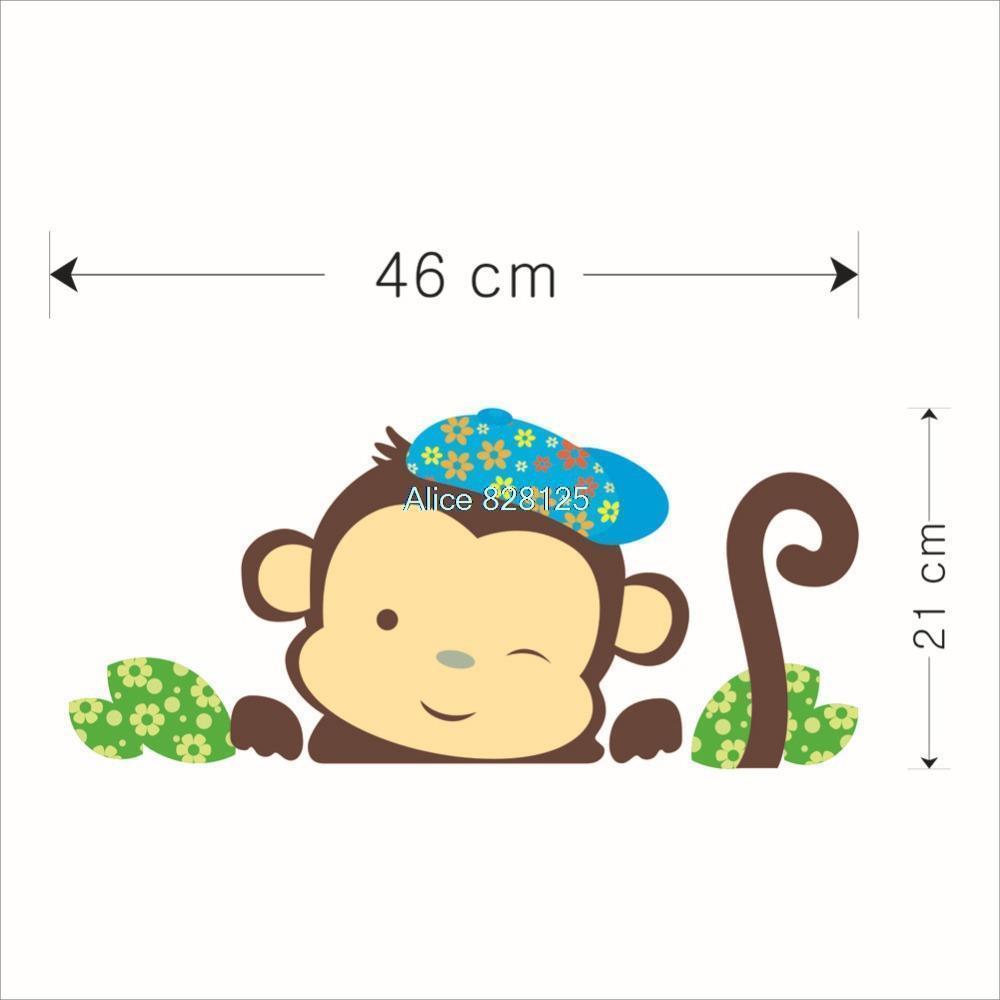 Gambar Monyet Dan Anaknya Animasi Top Gambar Kartun Lucu Monyet Design Kartun