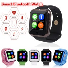 Bluetooth Smart Watch C88 Sync Notifier Support SI...