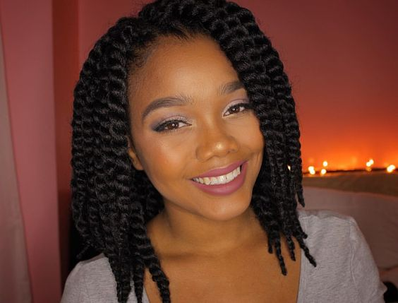 These Photos Will Make You Fall In Love With Short Braids