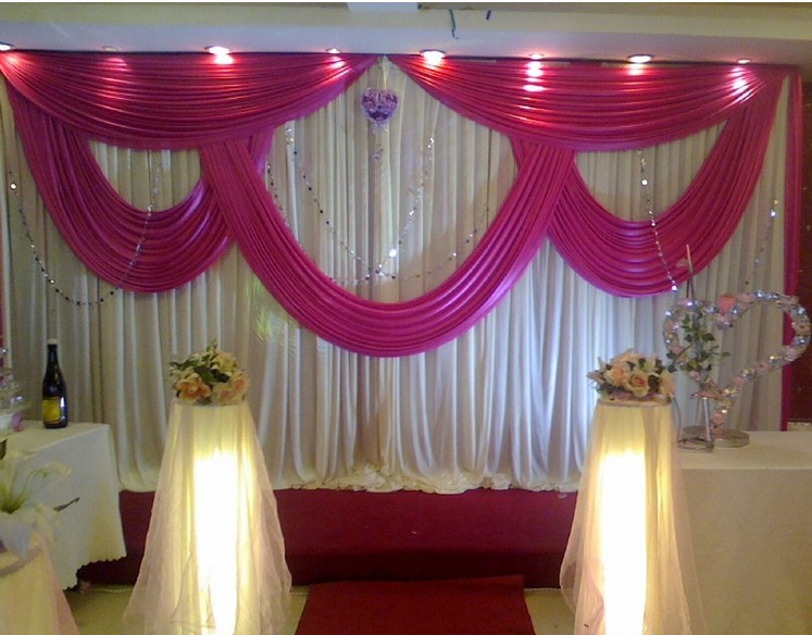 Curtain Backdrop For Weddings Latest This Is Blush Sheer