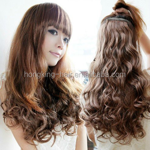 long kinky curly remy hair clip in human hair extensions for black women view clip in hair