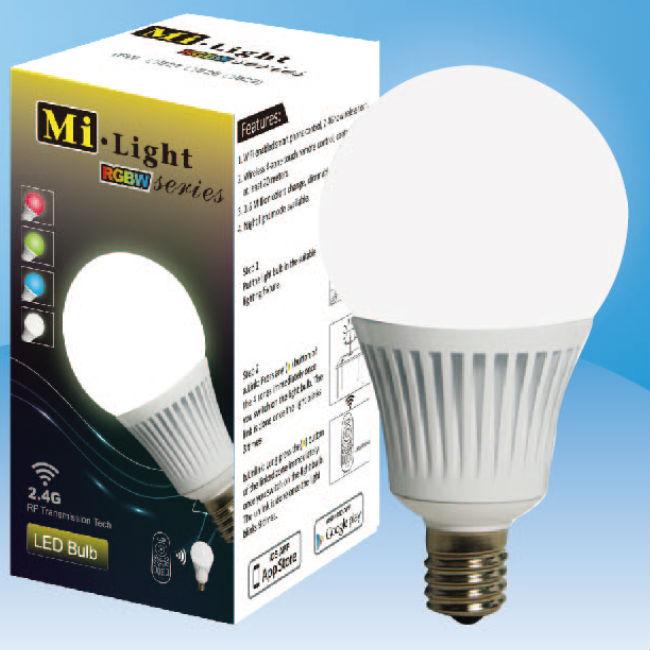 Color Changing Light Bulbs