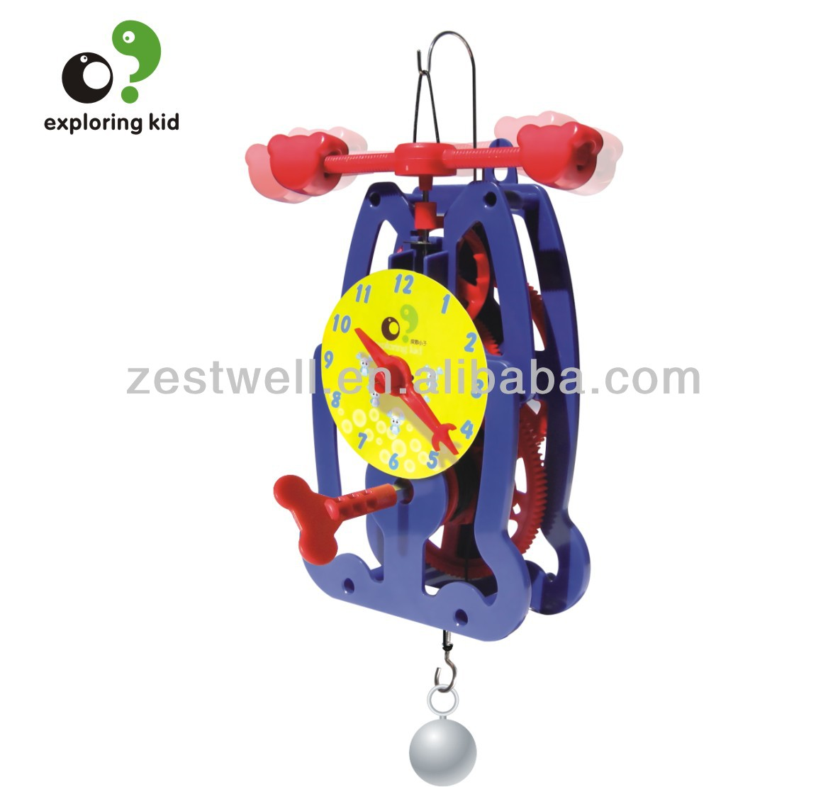 Pendulum Children Gravity Toy For 10 Year Science Experiments