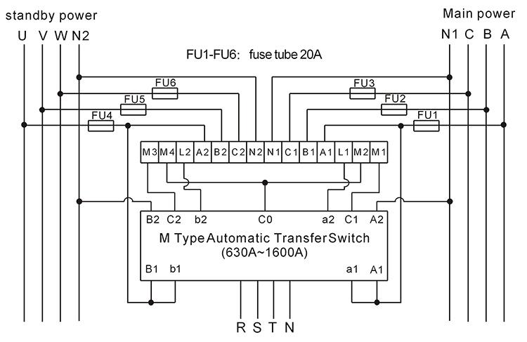 Sdmo Manual Transfer Switch Wiring Diagram: Sdmo Manual Transfer Switch Wiring Diagram At Imakadima.org