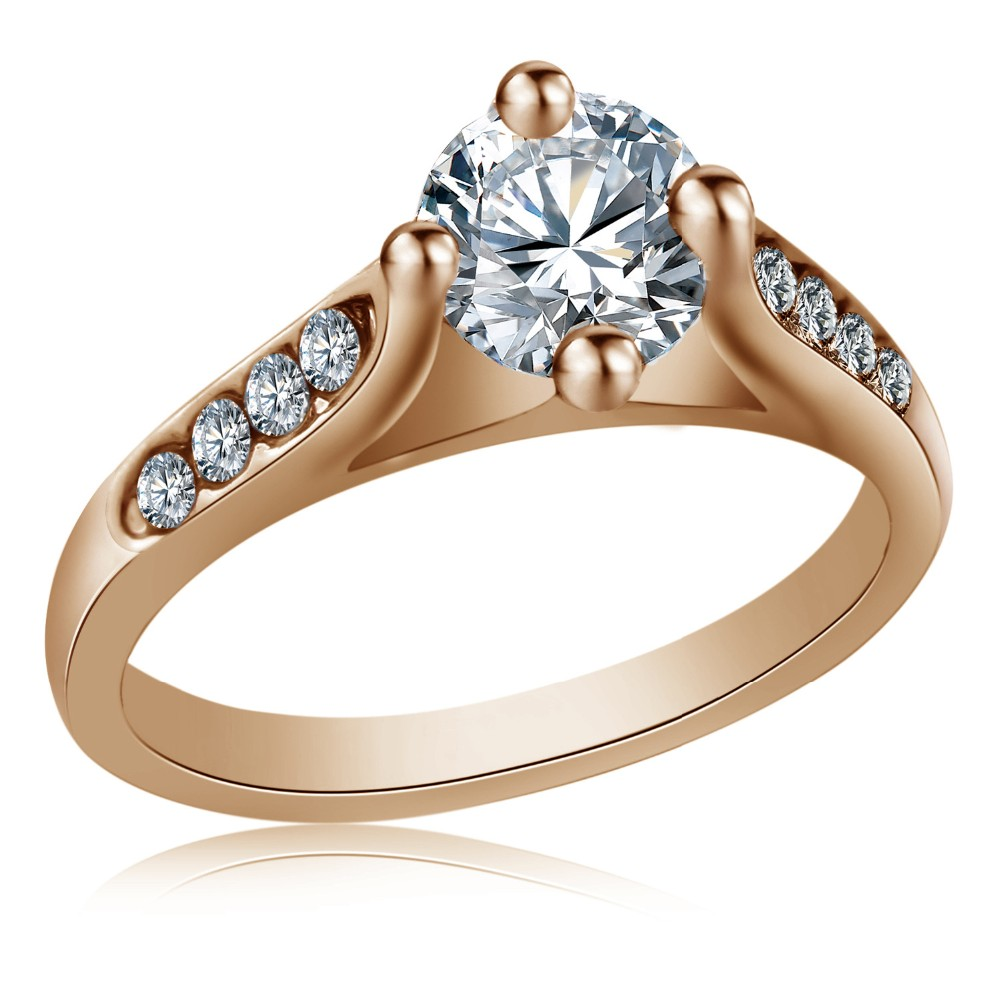 Latest Gold Silver Ring Designs For Girls Vogue Jewelry Fashion     Detailed Images