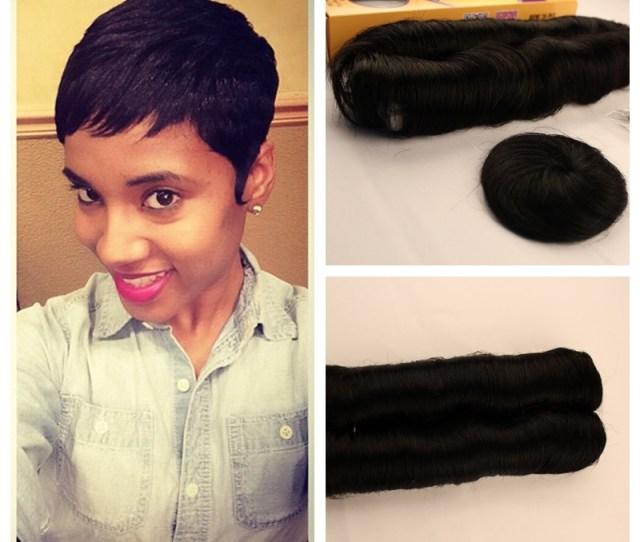 New Arrival  Pc Pack Short Weave Hair  Pcs Bump Hair Short Hair Weaving With