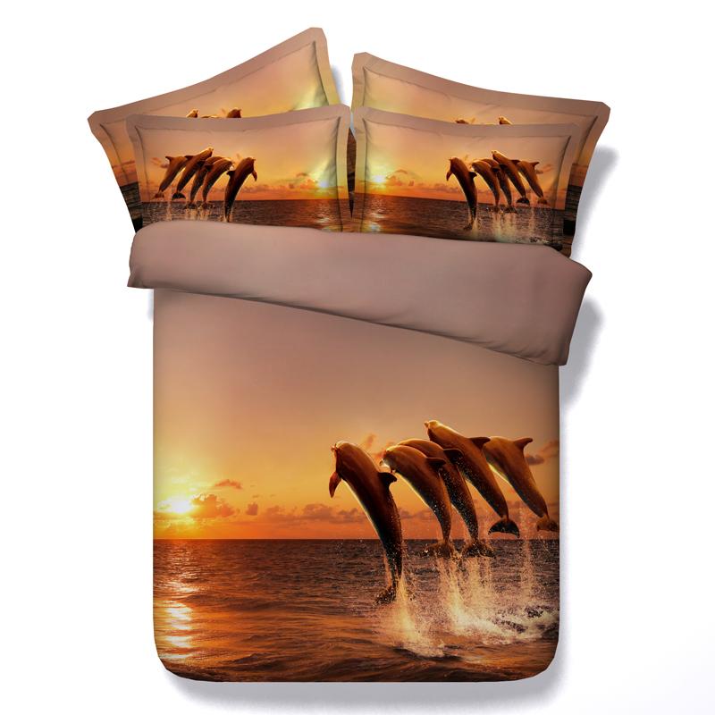 Achetez En Gros Coucher Du Soleil Couette En Ligne Des