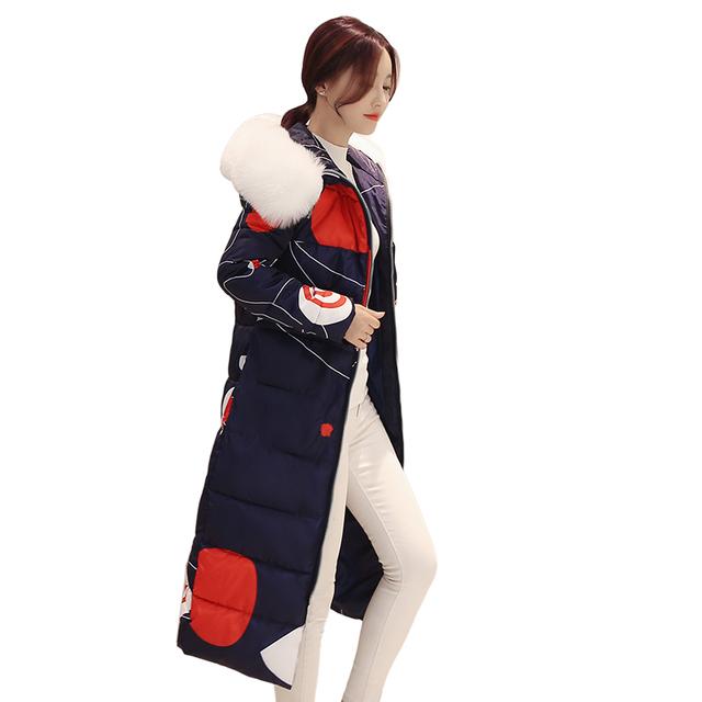 KUYOMENS Ватные Куртка Женщин Новый Зимнее Пальто Женская Мода Теплый Парки С Капюшоном женская Пуховая Куртка Повседневная Пальто Плюс размер