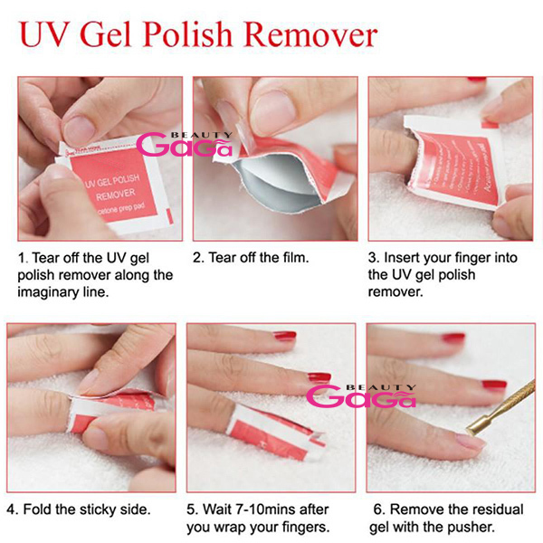 How To Take Off Gel Nails At Home Without Acetone New Items
