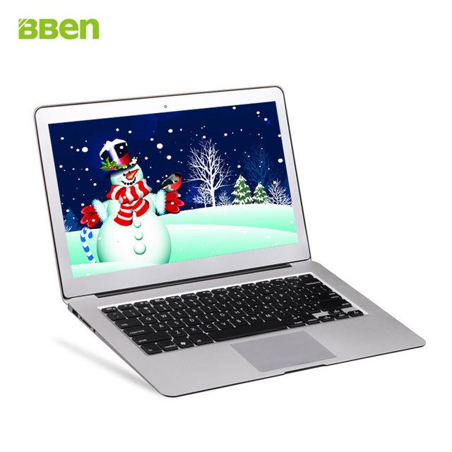 """BBen 13.3 """"Ноутбука (6-й Генерал В тел Core i5-6200u Процессор, 8 ГБ DDR3L RAM, 32 ГБ ssd, Windows 10 dual core dual core ультрабук"""