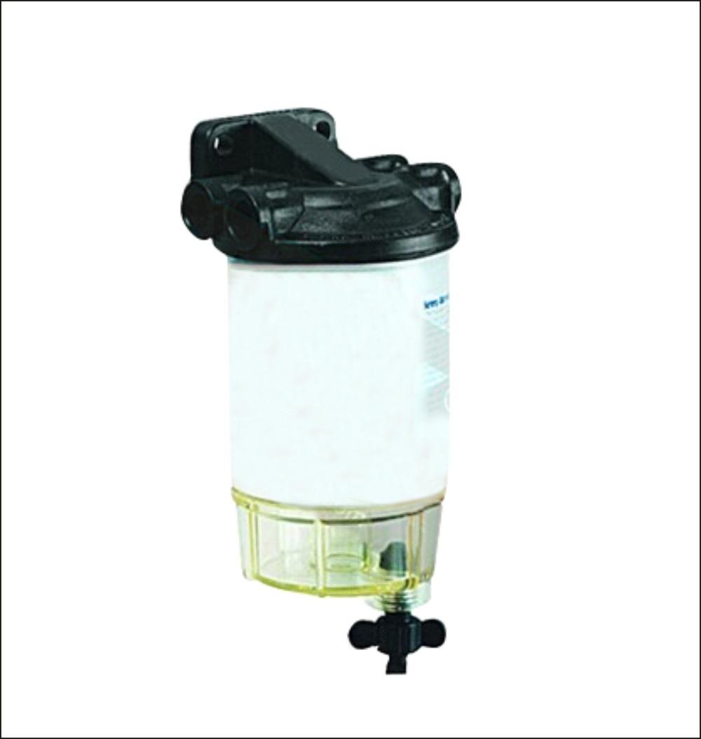 Marine Fuel Water Separator Kit Alliance Filter