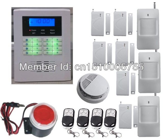 Low Cost Alarm Monitoring Service