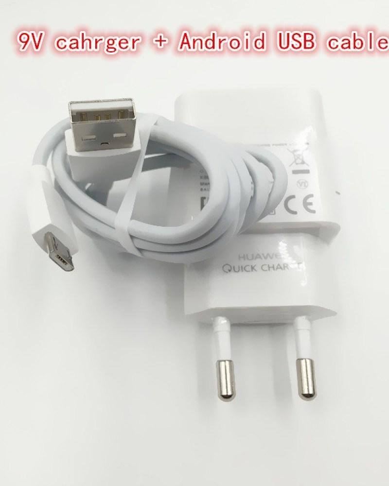 מקורי HUAWEI המטען מהיר בשביל כבוד 7 7I 5x P8 V8-9 פלוס חבר 7 8 5V/2A USB קיר מהיר טעינה מתאם+2A מיקרו כבל נתונים